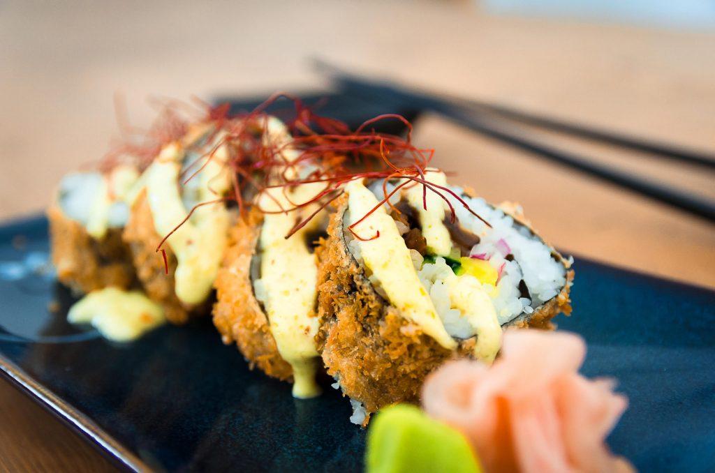 I Love Sushi und Click A Tree - die TreeRoll