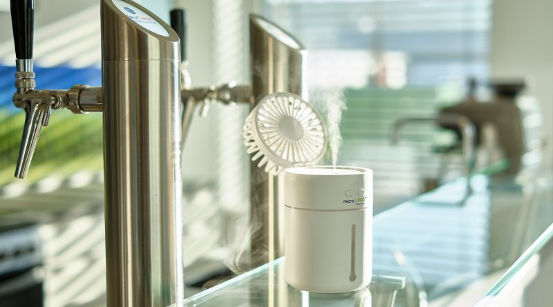 Zwei namhafte Unternehmen aus der Getränkeindustrie, die RASTAL GmbH & Co. KG und die BeviClean GmbH, bündeln zukünftig ihre Kompetenzen und vermarkten ab November 2020 gemeinsam eine zukunftsweisende Luftreinigungstechnologie: NeutroDes AIR.
