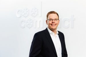 Tobias Mühlenkamp ist neuer Verantwortlicher für das Verkaufsgebiet Nord-Ost bei Cool Compact