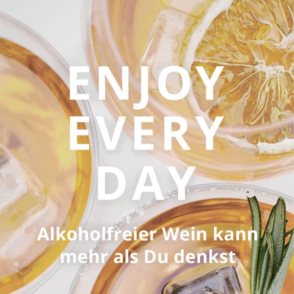 GOODVINES bietet mit alkoholfreiem Wein Genuss für jeden Tag