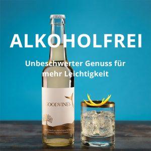 GOODVINE bringt mit alkoholfreiem Wein die perfekte Alternative.