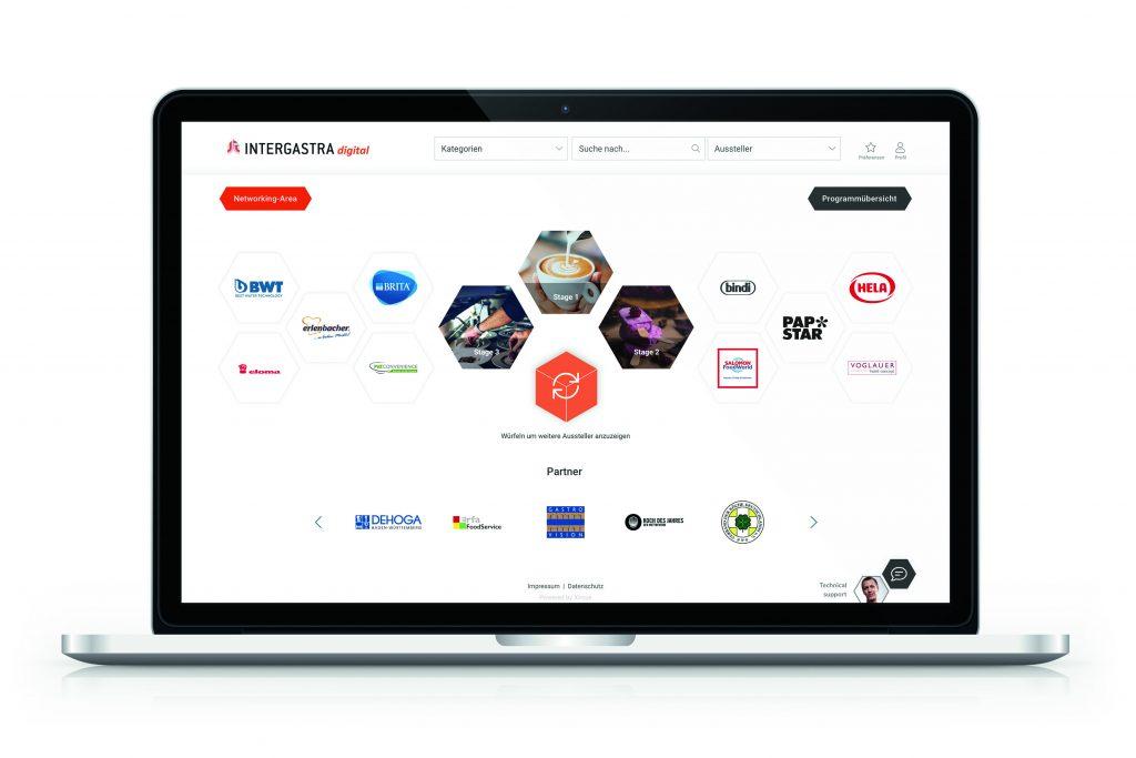 Die Intergastra digital bietet ein umfangreiches Programm