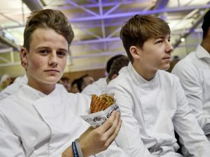 Die Koch G5 engagiert sich für die länderübergreifende Weiterentwicklung der Kochausbildung und nimmt an einem EU-geförderten Projekt teil.