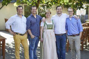 Die Gewinner des INTERNORGA Zukunftspreis in der Kategorie 'Gastronomie & Hotellerie': Tress Gastronomie GmbH & Co. KG
