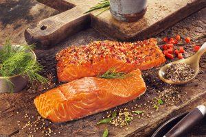 Neue Nottorf Kühlungsborn: Etwa 400 Tonnen hochwertigen Räucherfisch produzieren die Mecklenburger jedes Jahr.