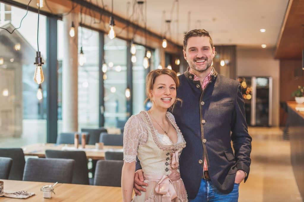 Manuela und Marc Schumacher
