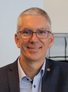 Bernd Helfer, freier Fachplaner und stellvertretender Vorstandsvorsitzender beim VdF