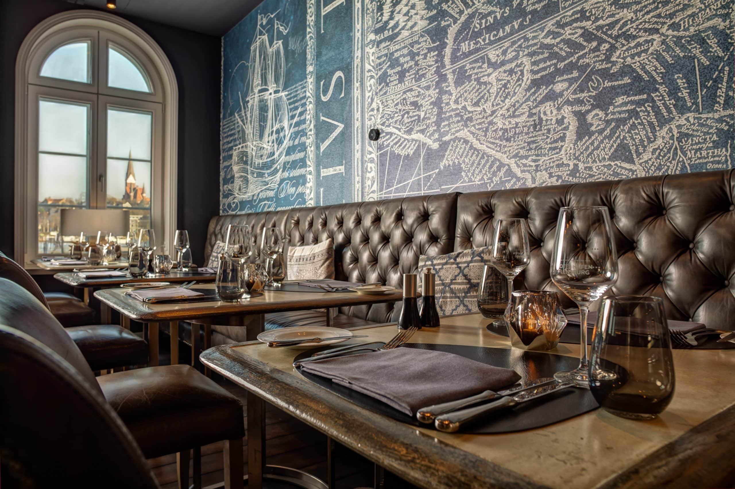 Hotel Hafen Flensburg: Re-Start im Restaurant Columbus