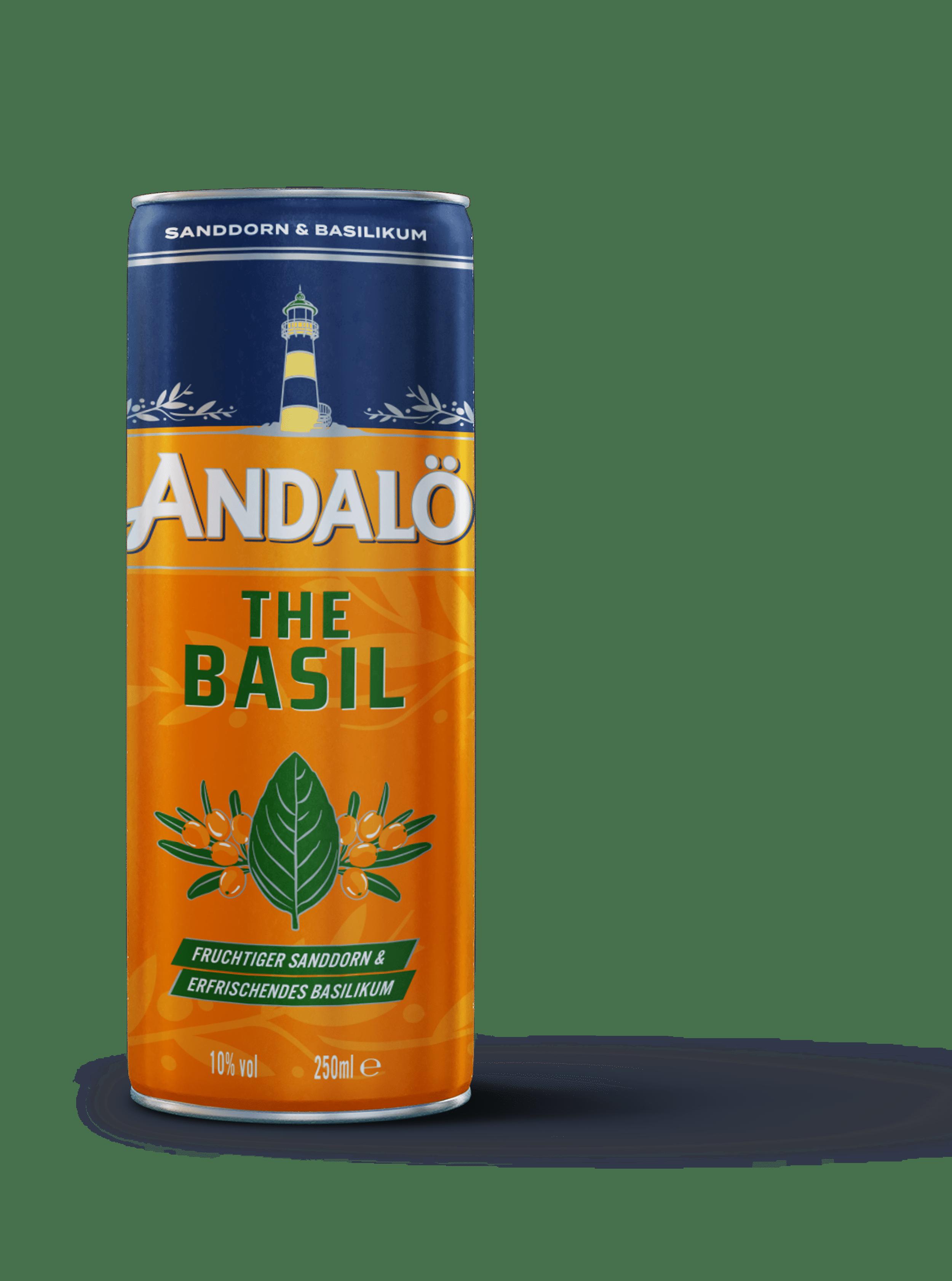 NEU: ANDALÖ THE BASIL