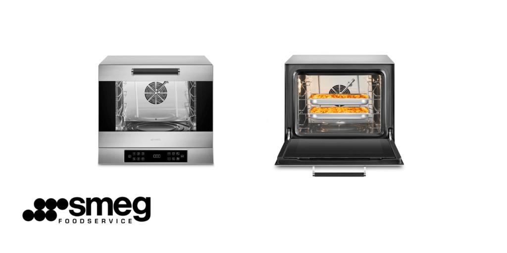 Smeg Foodservice erweitert sein Portfolio an Gewerbebacköfen um ein weiteres vielseitiges und einfach zu bedienendes Multifunktionsgerät.