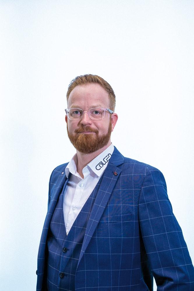 Nach nunmehr vier Jahren als Key Account Manager bei Colged wurde Tobias Harmuth (39) zum 1. Juli 2021 mit der nationalen Vertriebsleitung bei Colged Deutschland betraut.