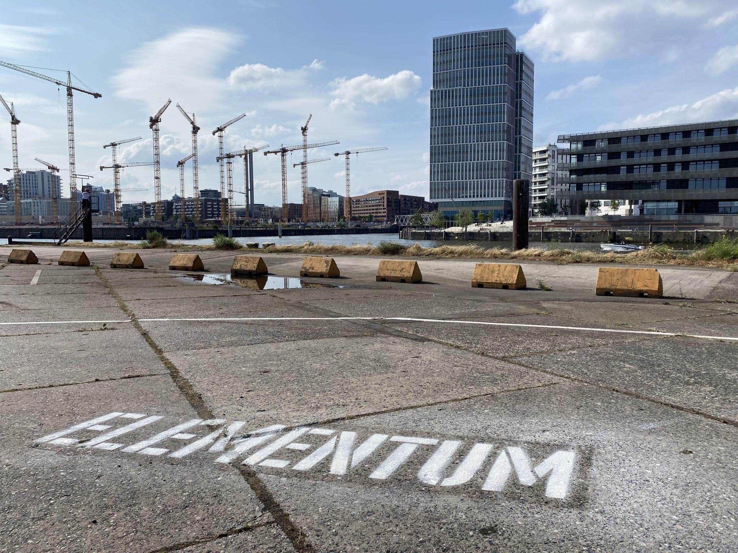 Hamburger Catering-Unternehmen startet die kulinarische Revolte ELEMENTUM: Klima- und umweltfreundliches Catering ohne Strom – Kick-off Event am 8. September 2021