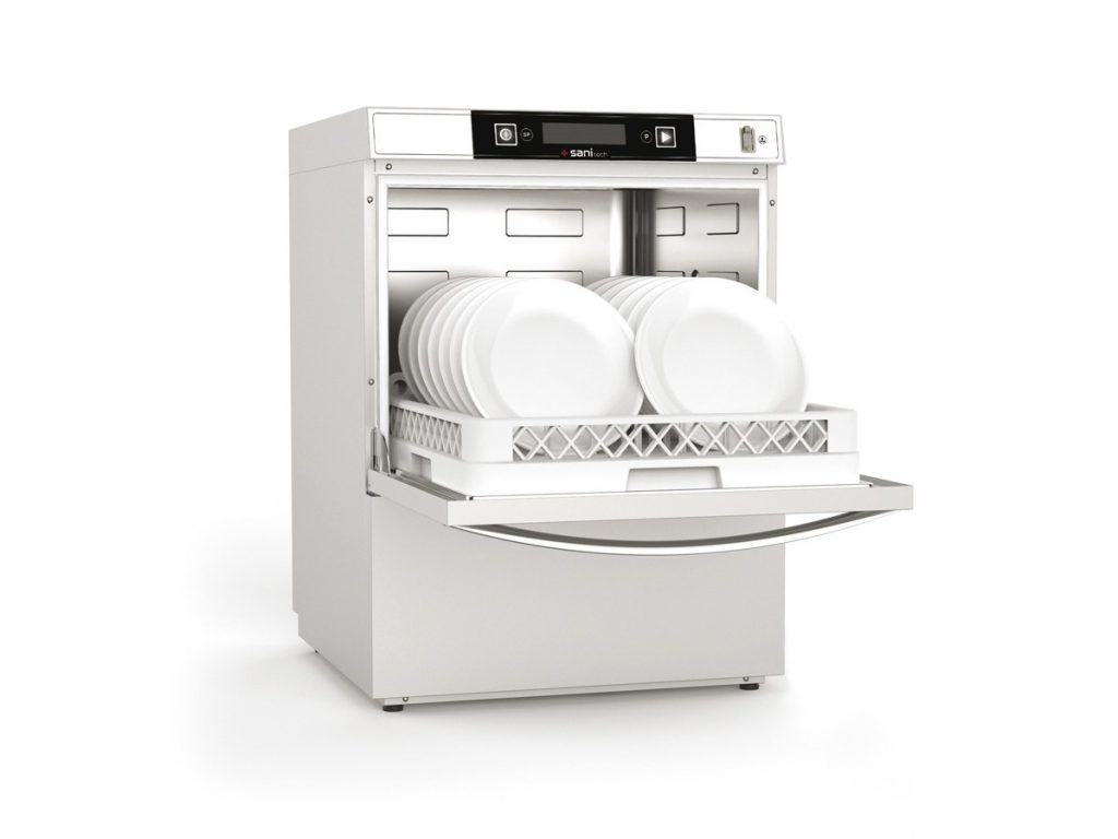 Auf der Host in Mailand werden dem Fachpublikum erstmals die neu im Portfolio zu findenden Spülmaschinen der Serie Colged SaniTech 36 und Colged SaniTech 38 präsentiert,