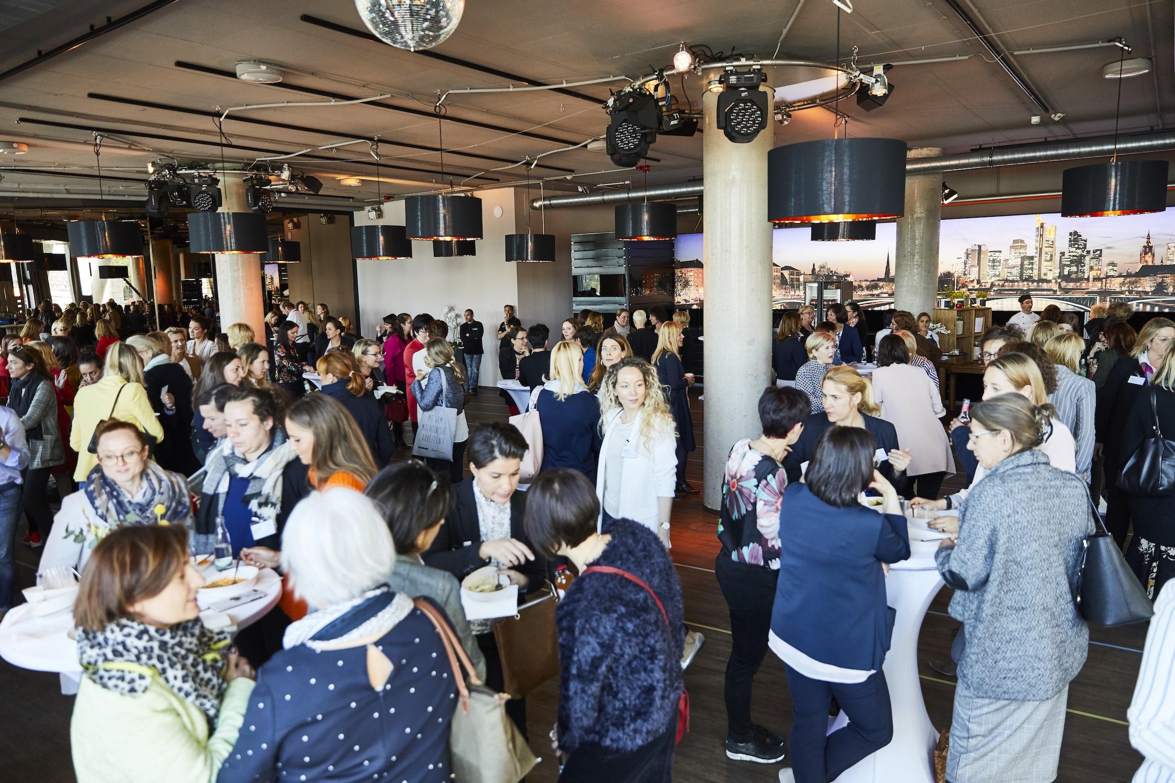 Frauennetzwerk FOODSERVICE zählt 100. Vereinsmitglied