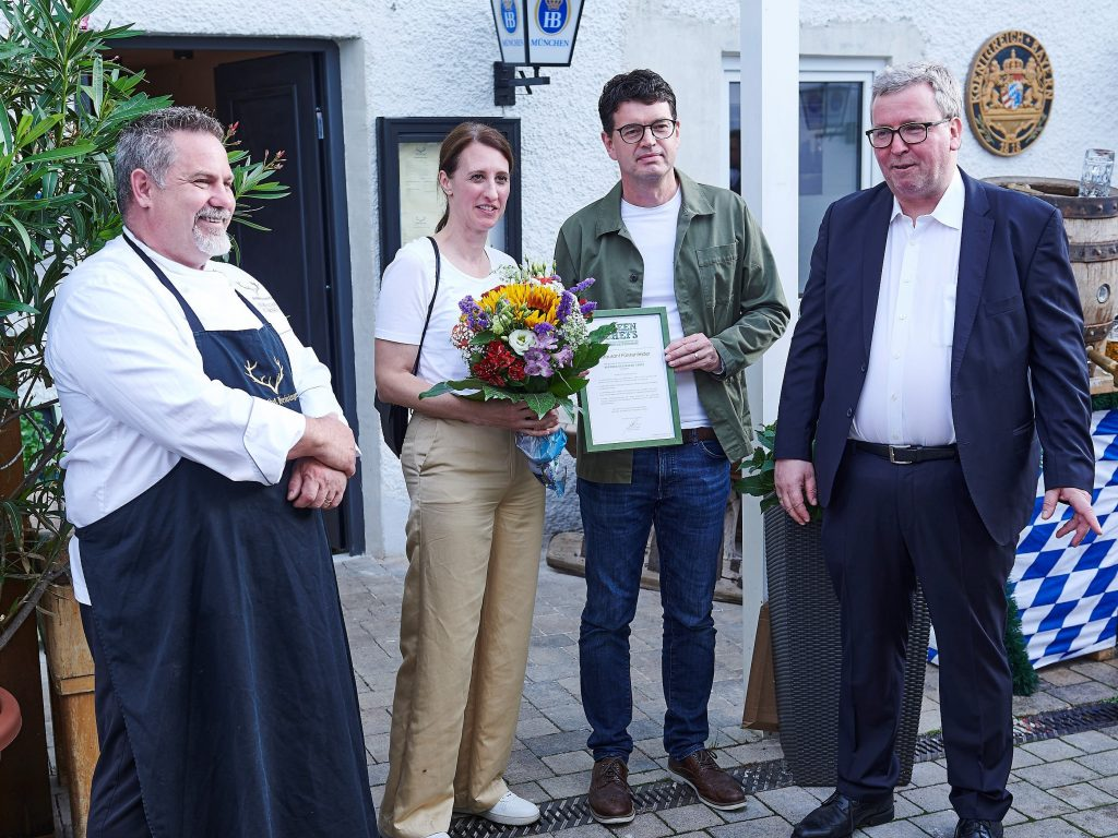Der grüne Trend geht auch in Restaurants mit großen Schritten voran und Initiativen wie die Green Chefs machen zusätzlich Tempo.