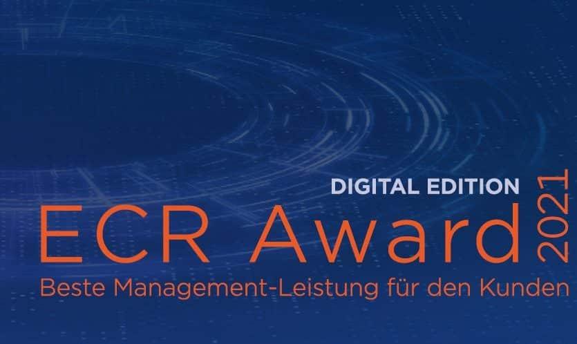 Datenqualitätsinitiative von Industrie und Handel erhält ECR-Award