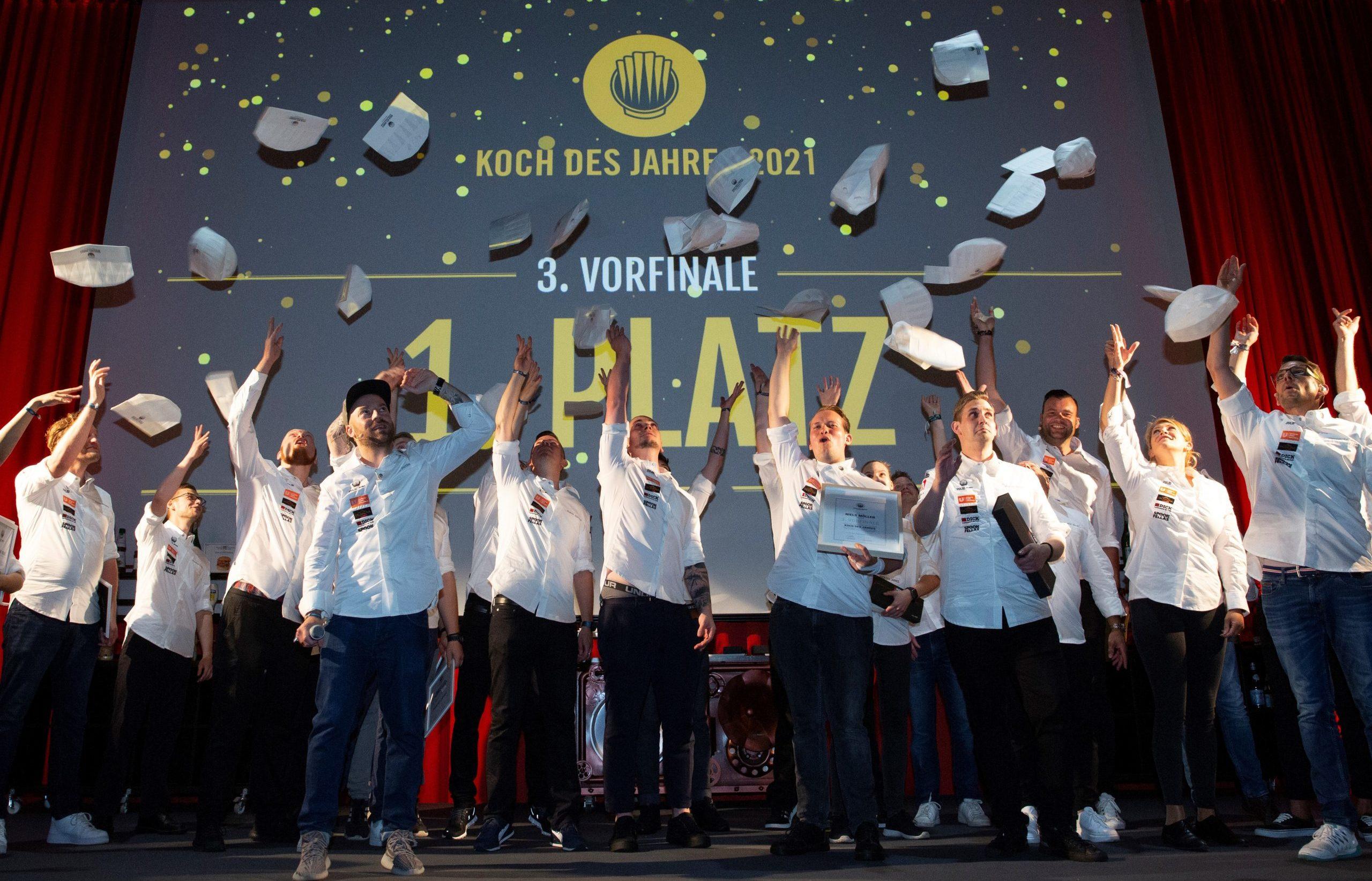 Der große Show-Down auf der Anuga in Köln – Wer wird Koch des Jahres 2021?
